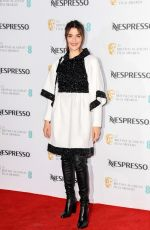 Rachel Weisz At Nespresso British Academy Film Awards Nominees Party in London