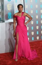 Regina King At The EE British Academy Film Awards (Baftas) 2019 at the Royal Albert Hall in London