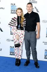 Riley Keough At 34th Film Independent Spirit Awards in Los Angeles