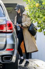 Rita Ora Leaving a workout session in Beverly Hills