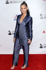 Rocsi Diaz At MusiCares Person Of The Year Honoring Dolly Parton at Los Angeles Convention Center