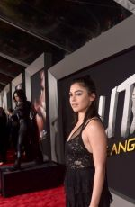 Rosa Salazar At Alita: Battle Angel Premiere in LA