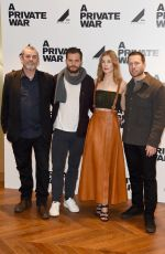 Rosamund Pike At A Private War Screening in London