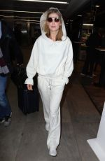 Rosamund Pike At Milan Airport