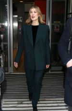 Rosamund Pike Out in London