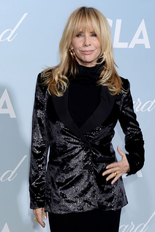 Rosanna Arquette At 2019 Hollywood For Science Gala Los Angeles