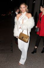 Roxy Horner At 39th Brit Awards, After-Party, London