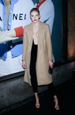 Sanne Vloet At Night out in New York