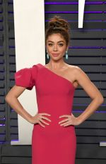 Sarah Hyland At Vanity Fair Oscar Party in Beverly Hills