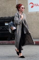 Sarah Hyland Out in LA
