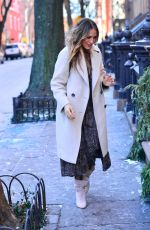 Sarah Jessica Parker Out in New York City