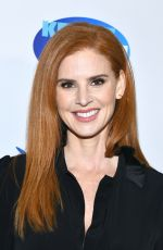 Sarah Rafferty At Keep It Clean Live Comedy To Benefit Waterkeeper Alliance in Los Angeles
