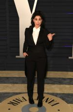 Sarah Silverman At 2019 Vanity Fair Oscar Party in Beverly Hills