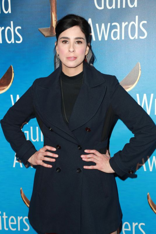 Sarah Silverman At 2019 Writers Guild Awards L.A. Ceremony
