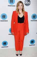 Sasha Pieterse At Freeform