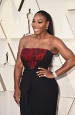 Serena Williams At 91st Academy Awards Los Angeles