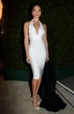 Shanina Shaik At WME Pre-Oscar Party in LA