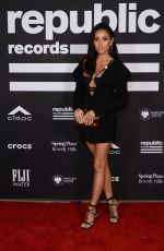 Shay Mitchell At Republic Grammys After Party in LA