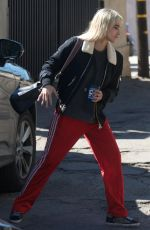 Sofia Boutella Out in West Hollywood