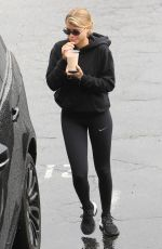 Sofia Richie At the gym in West Hollywood
