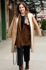 Sophia Bush Out and about in New York City