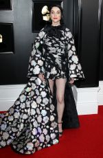St. Vincent At 61st Annual Grammy Awards Los Angeles