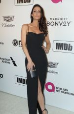 Summer Altice At Elton John AIDS Foundation Viewing Party in Los Angeles