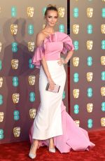 Tatiana Korsakova At 72nd British Academy Film Awards in London