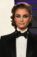 Taylor Hill At 2019 Vanity Fair Oscar Party hosted by Radhika Jones at Wallis Annenberg Center for the Performing Arts in Beverly Hills