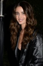 Taylor Hill At WME Pre-Oscar Party in Los Angeles