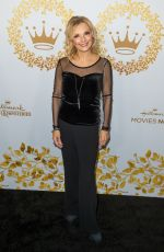 Teryl Rothery At 2019 Hallmark Channel Winter TCA Press Tour party