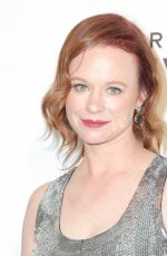 Thora Birch At Elton John AIDS Foundation Viewing Party in Los Angeles