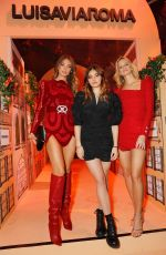 Thylane Blondeau At Naked Heart Foundation presents The Fabulous Fund Fair in London
