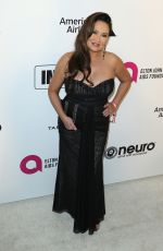 Tia Carrere At Elton John AIDS Foundation Viewing Party in Los Angeles
