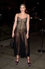 Tiger Lily Taylor At Late Fabulous Fund Fair at the Roundhouse in London during LFW A/W 2019