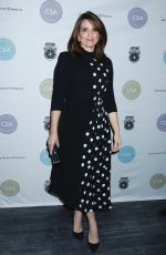 Tina Fey At 34th Annual Artios Awards in New York City