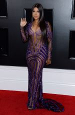 Toni Braxton At 61st Annual Grammy Awards Los Angeles