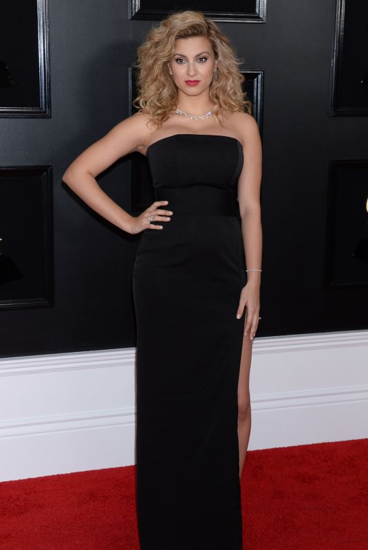 Tori Kelly At 61st Annual Grammy Awards Los Angeles