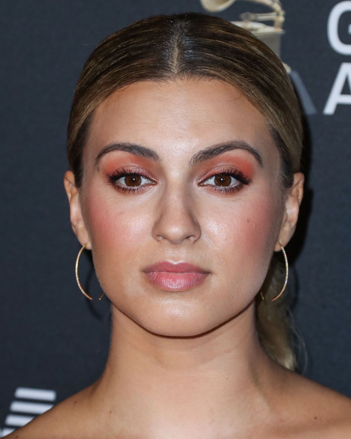 """Tori Kelly At """"Clive Davis' 2019 Pre-Grammy Gala, Arrivals, The Beverly Hilton, Los Angeles"""