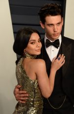 Vanessa Hudgens At 2019 Vanity Fair Oscar Party hosted by Radhika Jones at Wallis Annenberg Center for the Performing Arts in Beverly Hills