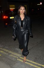 Vanessa White At LFW 2019 Christian Louboutin Party in Mayfair, London