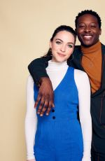 Violett Beane - 2019 Winter TCA Portraits - January 2019