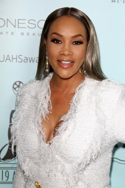 Vivica A. Fox At 6th Annual Make-Up Artists & Hair Stylists Guild Awards at The Novo by Microsoft in Los Angeles