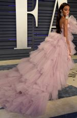 Winnie Harlow At 2019 Vanity Fair Oscar Party hosted by Radhika Jones at Wallis Annenberg Center for the Performing Arts in Beverly Hills