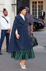 Zendaya Out and about in Paris, France