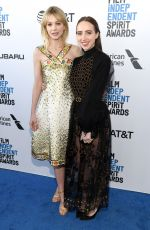 Zoe Kazan At 34th Film Independent Spirit Awards in Los Angeles