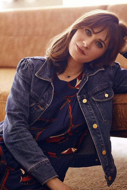 Zooey Deschanel - Ramona Rosales for EW