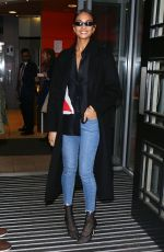 Alesha Dixon At BBC Radio 2 in London