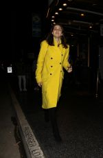 Alexandra Daddario Leaving The Fonda Theatre in Hollywood