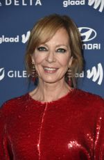 Allison Janney At 30th Annual GLAAD Media Awards in Beverly Hills
